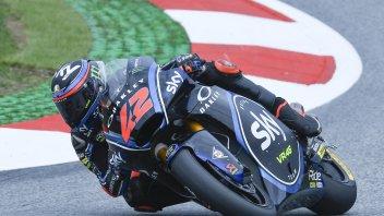 Moto2: FP1: Bagnaia inizia al meglio, Baldassarri insegue