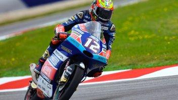 Moto3: Italia da sballo, Bezzecchi vince davanti a Bastianini