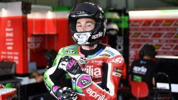 MotoGP: A. Espargarò: i test di Misano fondamentali per il nostro futuro