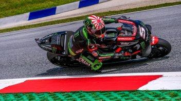 """MotoGP: Zarco: """"Pensavo di aver fatto un giro fantastico, invece sono 6°"""""""