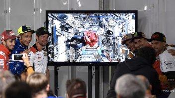 MotoGP: il marziano Marquez preferisce la Terra