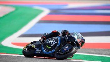 Moto2: Bagnaia fa impazzire Misano con la pole, 3° Pasini