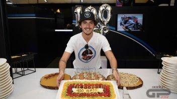 Moto2: Festa per Bagnaia: 100 di questi... GP