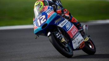 Moto3: FP3: Tris tricolore: 1° Bezzecchi, 2° Bastianini, 3° Antonelli