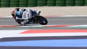 Moto3: Martin infallibile in qualifica, 4° Di Giannantonio