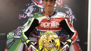 MotoGP: Aleix Espargarò rende omaggio a Pantani