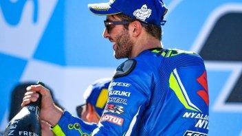 MotoGP: Iannone: la chiave? aver usato l'assetto di Rins