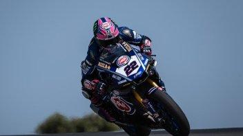 SBK: FP3: A. Lowes si avvicina alle Kawasaki, ma Rea resta al comando