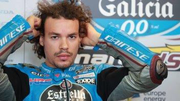 """MotoGP: Morbidelli: """"Ho utilizzato la mappatura di Marquez, ma non è servito"""""""