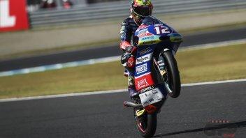 Moto3: Bezzecchi vince, Martin cade: il mondiale è riaperto