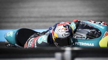Moto3: FP2: svetta Sasaki, ma Kornfeil resta il più veloce