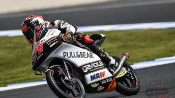 Moto3: Pazza Phillip Island: vince Arenas, Rodrigo stende Bezzecchi