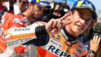MotoGP: Marquez: Solo io posso battere le Ducati, ma non ho l'obbligo di vincere