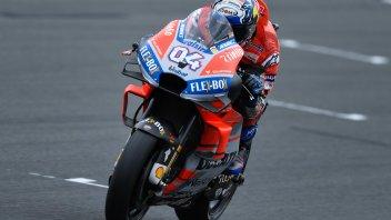 MotoGP: FP3: Dovizioso si conferma il migliore, 5° Rossi