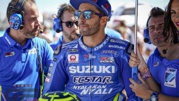 """MotoGP: Iannone: """"I complimenti di Rossi? Per me è lui il riferimento"""""""