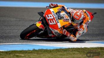 MotoGP: WUP: Marquez vince il braccio di ferro con Rossi