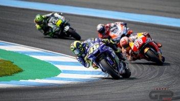 "MotoGP: Rossi: ""Yamaha non accontentarti, è da perdenti"""