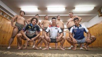 MotoGP: SumoGP: a Motegi il gioco si fa pesante