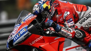 MotoGP: Ducati a due facce in FP1: Dovizioso Top, Lorenzo Out a Motegi