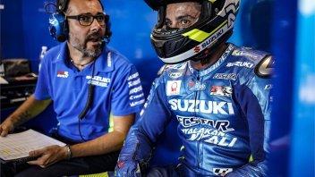 """MotoGP: Iannone: """"Suzuki da podio? Bisogna avere pazienza"""""""