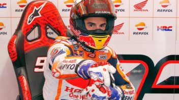 "MotoGP: Márquez has no doubts: ""Iannone favourite for the win"""