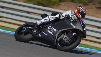 MotoE: Test Jerez: Canepa il più veloce verso il futuro