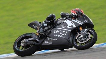 MotoE: Di Meglio chiude in bellezza i test di Jerez, 6° Savadori