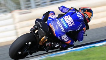 MotoE: Test Jerez: Smith all'attacco, 4° Casadei, 10° Gibernau
