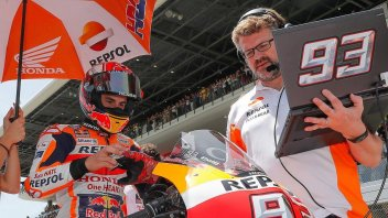 MotoGP: Marquez: The crash and the zero? I won't cry over it too much