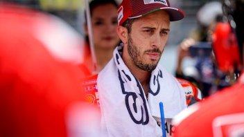 """MotoGP: Dovizioso: """"Ducati? Un crollo inspiegabile"""""""