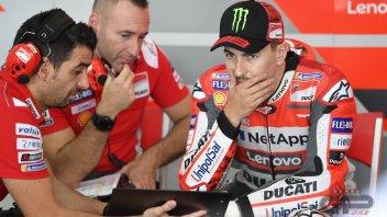MotoGP: ULTIM'ORA. Lorenzo si ferma a Sepang, corre Pirro