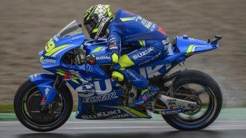 MotoGP: Iannone: col tempo segnato in Q1 adesso sarei in pole