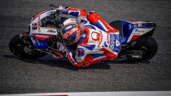 """MotoGP: Petrucci: """"Sembrava avessi perso la velocità, ma non è così"""""""