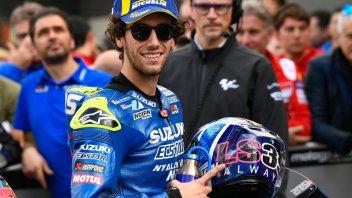 MotoGP: Rins: avere Iannone come compagno mi ha aiutato a crescere