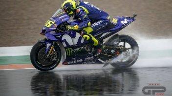 """MotoGP: Rossi: """"Per me la gara è più importante dei test"""""""