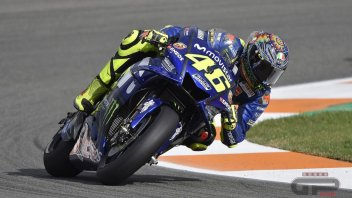 "MotoGP: Rossi: ""The Yamaha is easier with the new engine"""