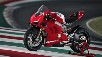 EICMA: Ducati Panigale V4 R: sinfonia MotoGP per suonare in SBK
