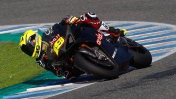 SBK: Test Jerez: Bautista sorprende Davies, 1° Rea