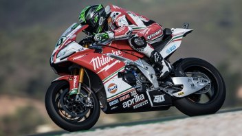 SBK: Sorpresa! Tre team in lizza per l'Aprilia in Superbike