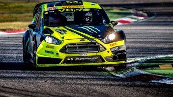 News: Rossi-Suninen: una poltrona per due al Monza Rally Show