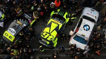 """News: """"Il Monza Rally Show non è Rossi dipendente"""""""