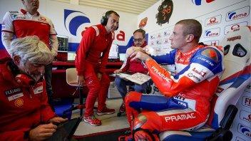 """MotoGP: Guidotti: """"Dall'Igna ci ha convinti a non lasciare Ducati"""""""