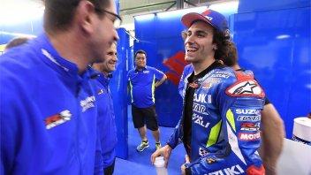 """MotoGP: Rins: """"Vincere in Qatar? Non obbligatorio, ma possibile"""""""