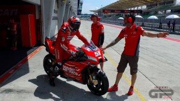 """MotoGP: Pirro: """"Preoccupato dalla Honda? No, da Lorenzo"""""""