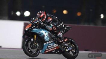 """MotoGP: Quartararo: """"Il mio 3° tempo? Ho spento il cervello"""""""