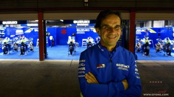 "MotoGP: Brivio: ""I told Rins: you must be Suzuki's captain"""