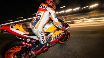 """MotoGP: Marquez: """"Felice della spalla, meno della velocità"""""""