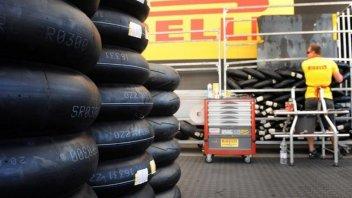 SBK: Phillip Island: nuova morbida al posteriore per Pirelli
