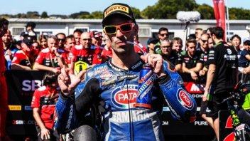 "SBK: Melandri: ""I didn't think I'd get so close to Rea"""