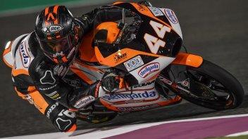 Moto3: Canet regala la prima pole a Biaggi in Qatar